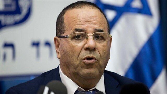 İsrail İletişim Bakanı Eyüp Kara.
