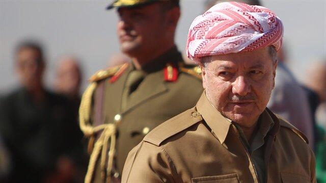 Irak Kürt Bölgesel Yönetimi Başkanı Mesut Barzani, 1 Kasım'da görevinden istifa etmişti.