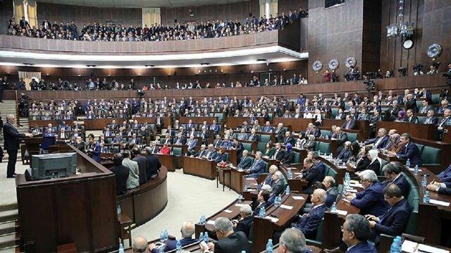 AK Parti'de grup başkanvekilliği seçimi yapıldı.
