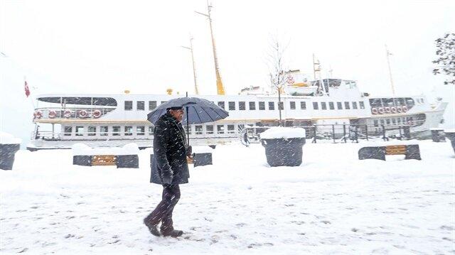 İstanbul'da yılın ilk kar yağışının ne zaman gerçekleşeceği merak konusu.
