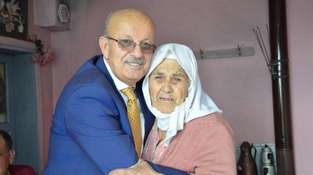 Zeynep nine Cumhurbaşkanı Erdoğan'ın misafiri olacak