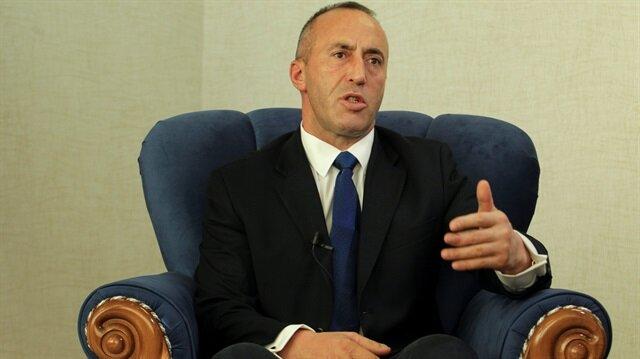 Kosova Başbakanı Ramush Haradinaj