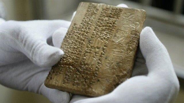 Kazı çalışmalarında bulunan tabletler ışığında yeni antik kentler keşfedildi.