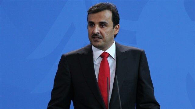 Katar Emiri Temim bin Hamad El-Sani