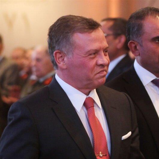 Ürdün ve Bahreyn Kralı bir araya geldi