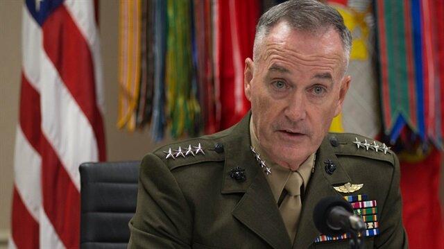 ABD Genelkurmay Başkanı Joseph Dunford