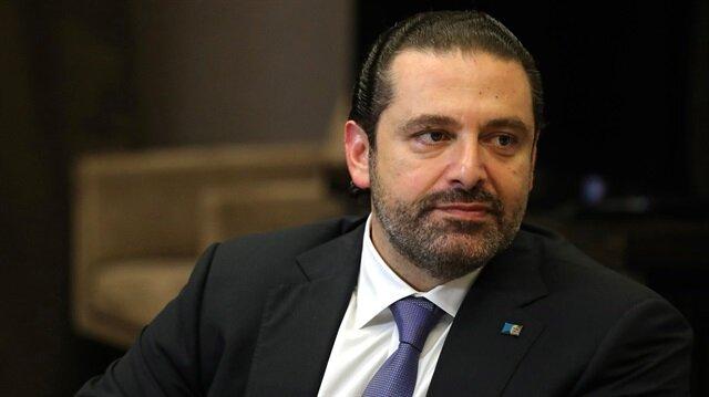 Lübnan'ın istifa eden Başbakanı Saad al-Hariri