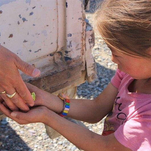 Türkiye'den Moğolistan'a uzanan yardım eli