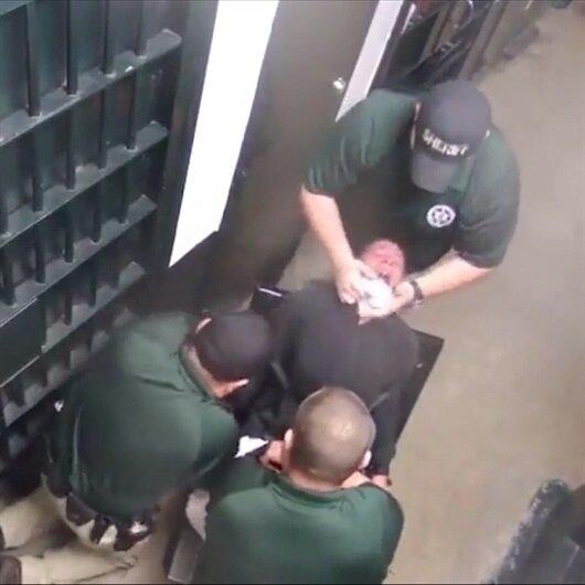 ABD polisinden dehşete düşüren işkence!