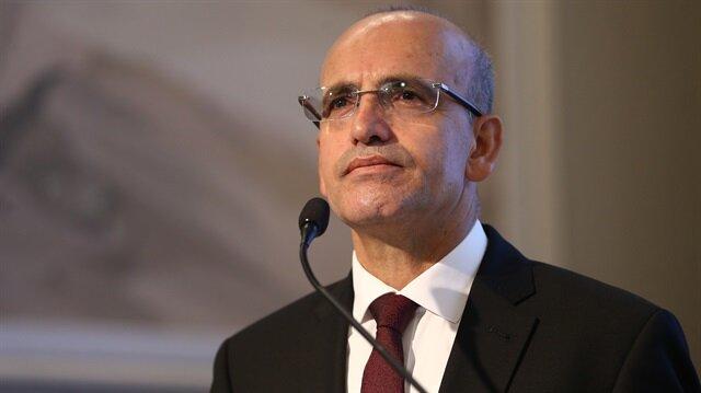 Ekonomiden sorumlu Başbakan Yardımcısı Mehmet Şimşek.