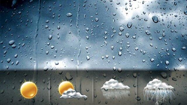 Yurtta 5 günlük hava durumu haberimizde.