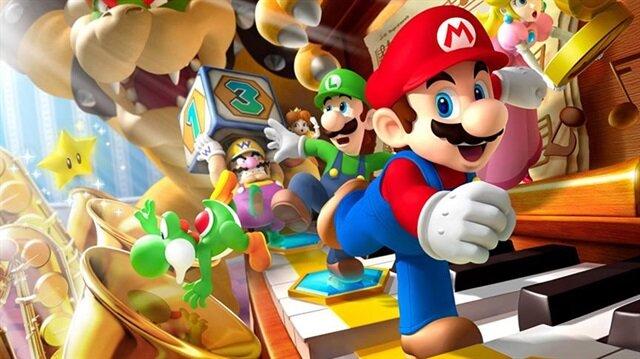 32 yıllık video oyunu Süper Mario  hala oldukça seviliyor.