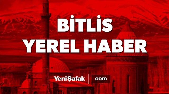 Bitlis Haberleri: Bitlis'te terör operasyon düzenlendi.