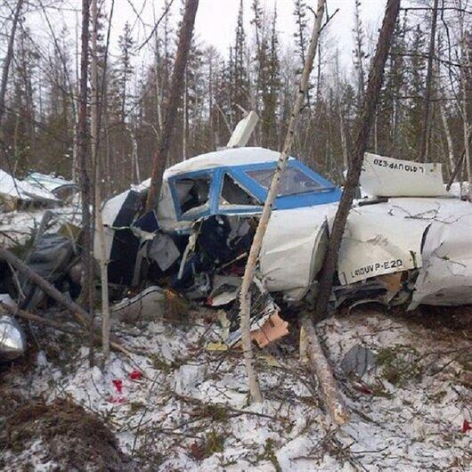 Rusya'da uçak kazası: 6 ölü