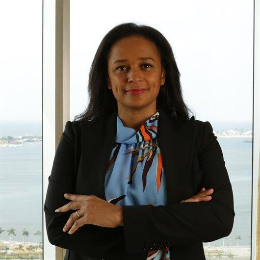 3.5 milyar dolarlık Isabel Dos Santos işten kovuldu