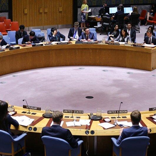 Rusya 10'uncu kez veto etti