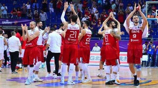 Basketboldakadro açıklandı