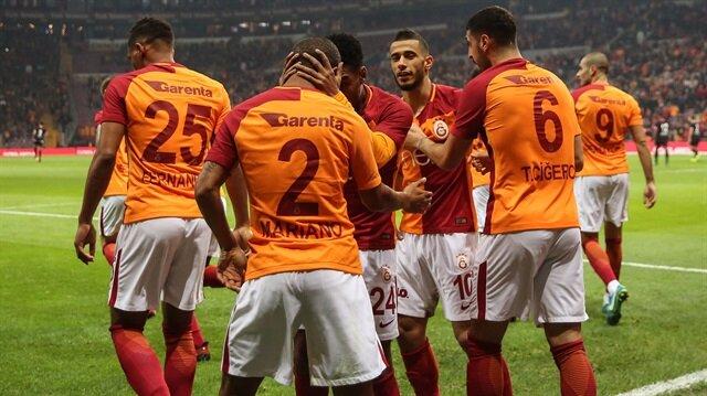 Galatasaray'dan Başakşehir maçına 'elit' forma