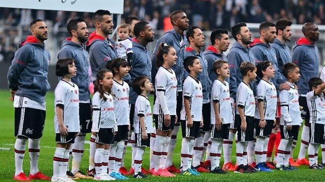 Beşiktaş'ta iki oyuncu cezalı duruma düştü
