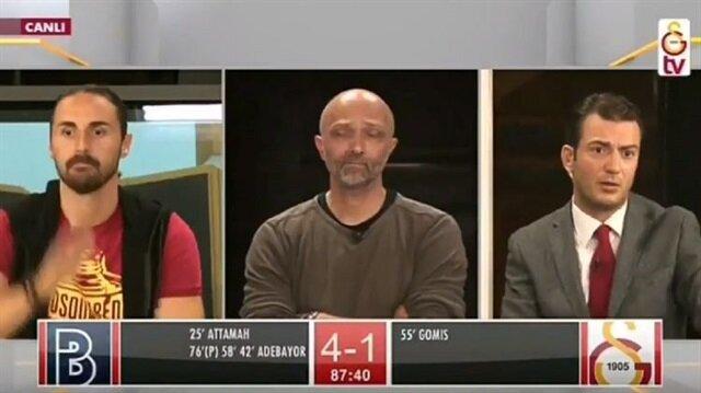 GS TV'de <br>olay yorum!