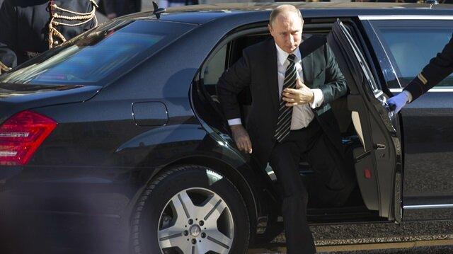 Putin'in konvoyuna 50 bomba ihbarı
