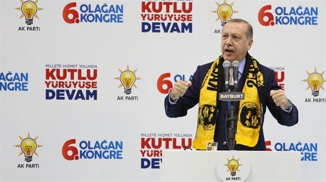 أردوغان: لن نسمح لحفنة من أعداء الأمة باستغلال قيمنا المشتركة
