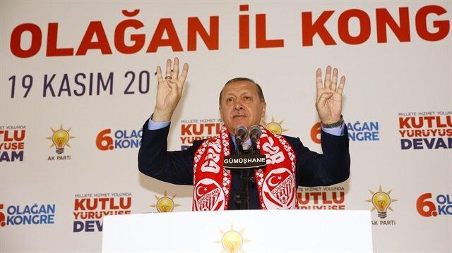 الرئيس التركي : سنجهض كافة المخططات التي تستهدف بلادنا