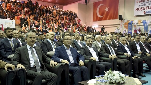 نائب يلدريم: تركيا الدولة الوحيدة التي تحارب داعش بجدية