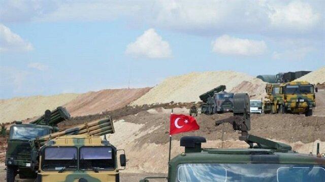 الجيش التركي يواصل انتشاره بمناطق المراقبة في إدلب السورية