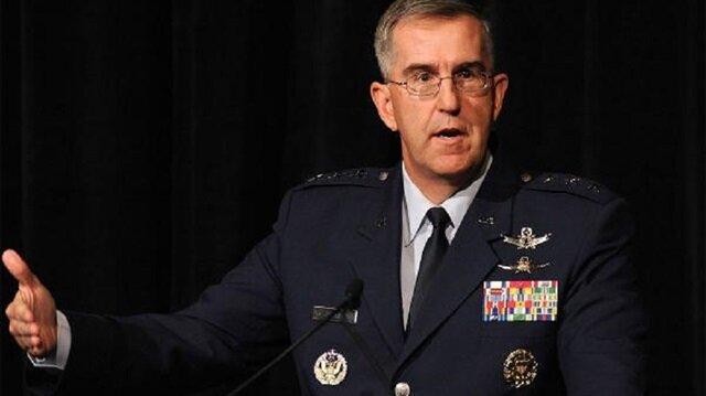 ABD'li General Hyten: Trump'a karşı çıkarım