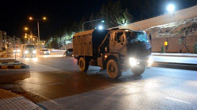 TSK'nın İdlib'e intikali devam ediyor