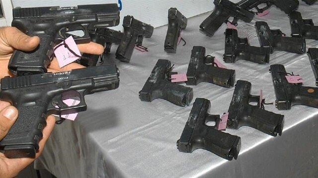 Turkish custom officials seize 41 'ghost guns'