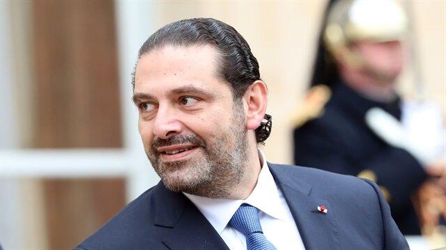 الحريري يزور مصر الثلاثاء