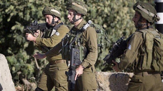 الجيش الإسرائيلي يعتقل21 فلسطينيا في الضفة الغربية