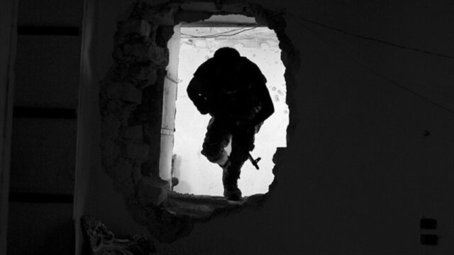 PKK/PYD digs escape tunnel in panic of Turkey's possible operation in Afrin