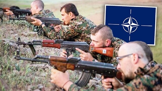 US, NATO support terror organizations to implement new Middle East map