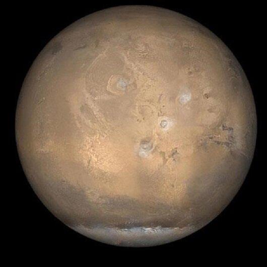 Mars'ta akan su bulunduğu teorisi çöktü