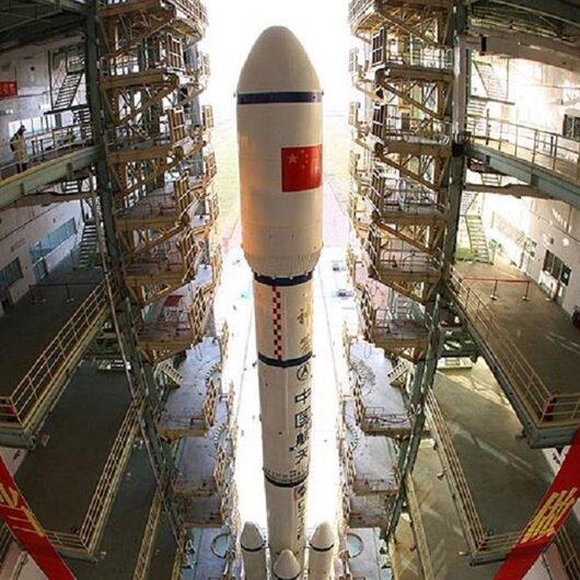 Çin uzaktan algılama uyduları fırlattı