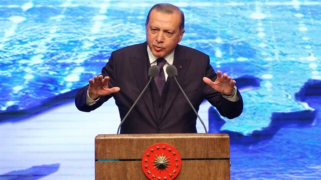 Erdoğan slams US arming of PKK/PYD