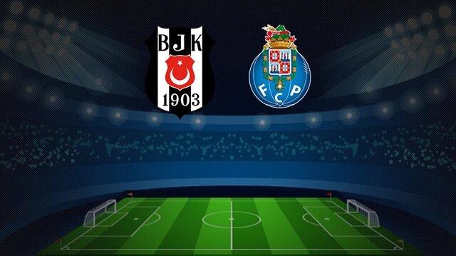 Beşiktaş-Porto