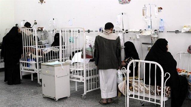 Suspected cholera cases in Yemen hit 940,000: WHO