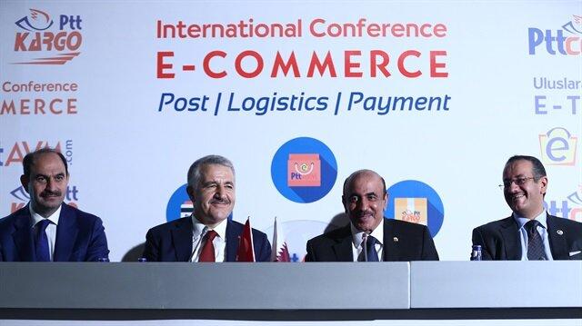 أنطاليا التركية تحتضن حفلًا تعريفيًا بمنصة التجارة الإلكترونية بين أنقرة والدوحة