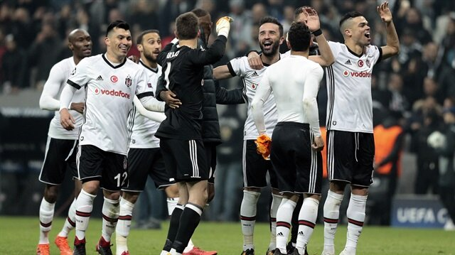 Beşiktaş'a Şampiyonlar Ligi'nden servet