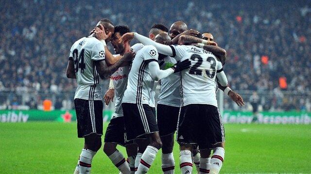 Başakşehir'den Beşiktaş'a tebrik tweeti