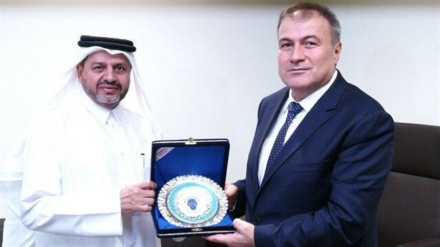 Türkiye ile Katar arasında güvenlik komitesi toplantısı yapıldı
