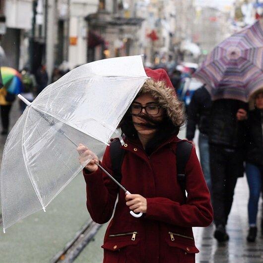 İstanbul hava durumu için son tahmin