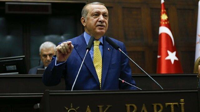 أردوغان: تركيا ليست الدولة التي يمكنكم اللعب بها كدمية
