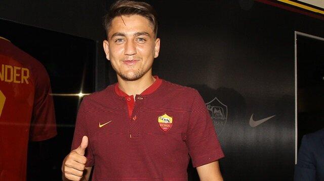 Cengiz'den<br>'Totti' itirafı