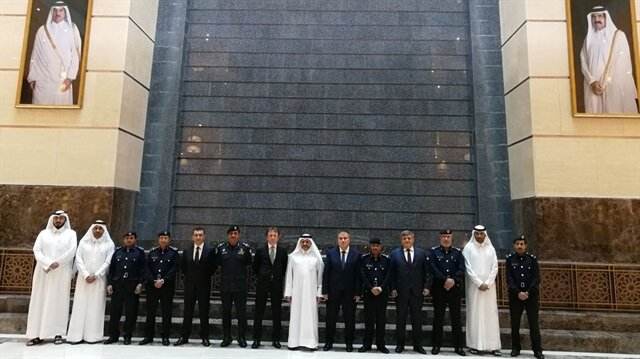 وفد تركي يبحث بالدوحة تعزيز التعاون في مجال الأمن ومكافحة الإرهاب