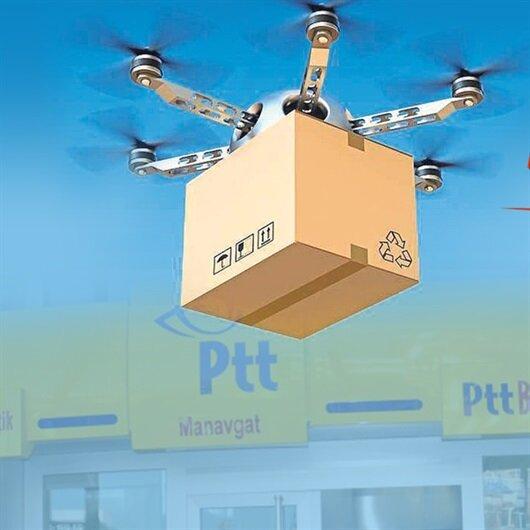 Önümüzdeki yıl kargolarını Drone ile yollayacak